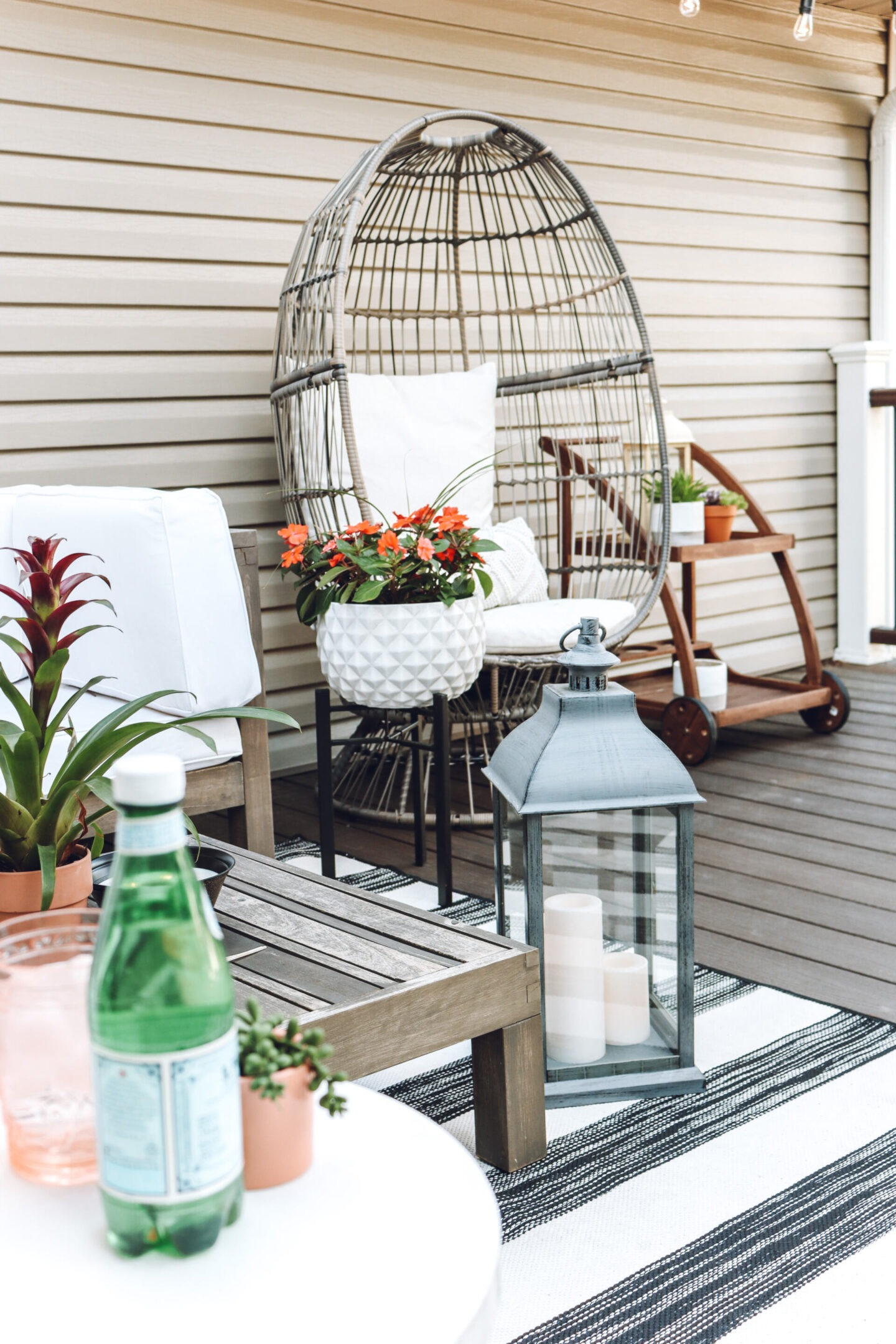 cozy patio furniture