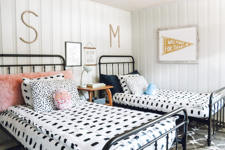 kids shared bedroom