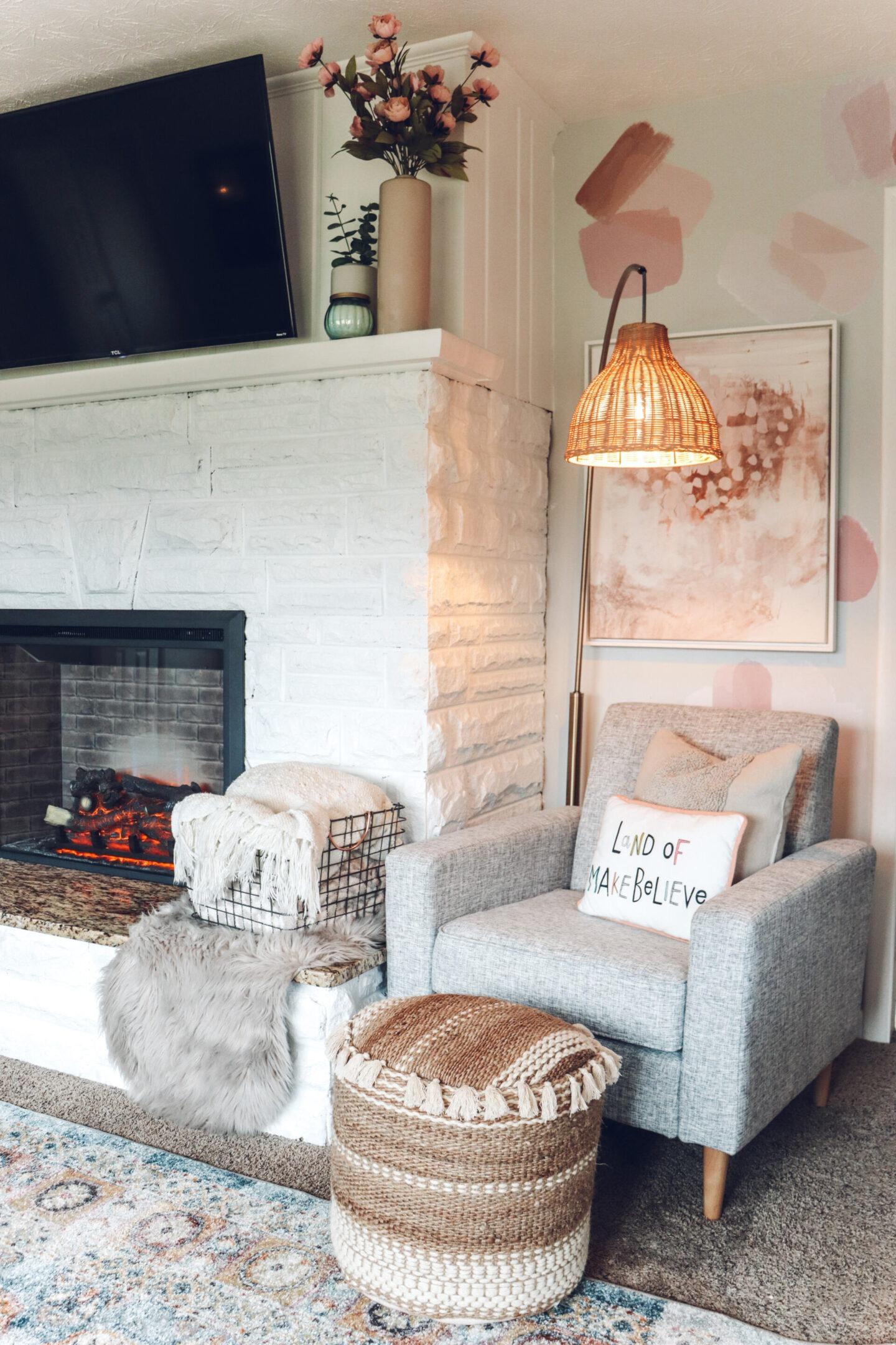 cozy corner chair