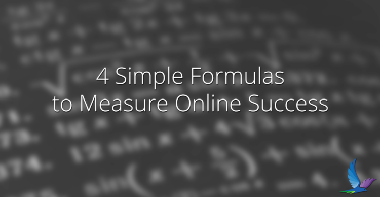 4 Simple Formulas to Measure Online Marketing