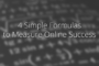 4 simple formulas to measure online success