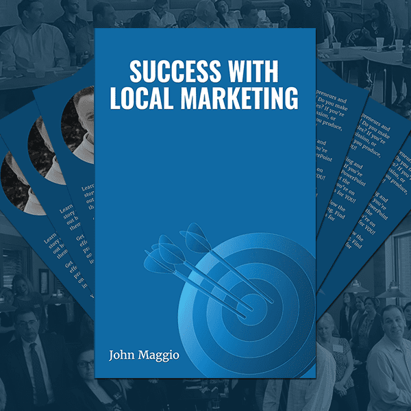 Success with Local Marketing Book