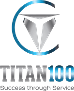 Titan100 Website Logo