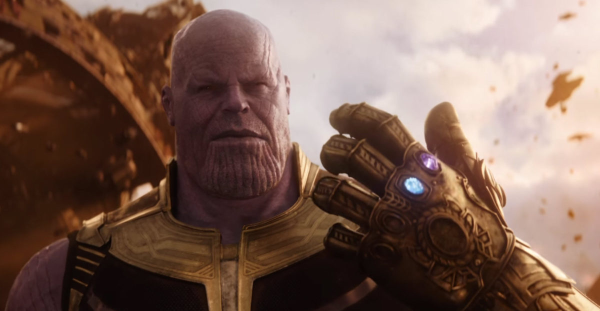 "Review: ""Avengers: Infinity War"""