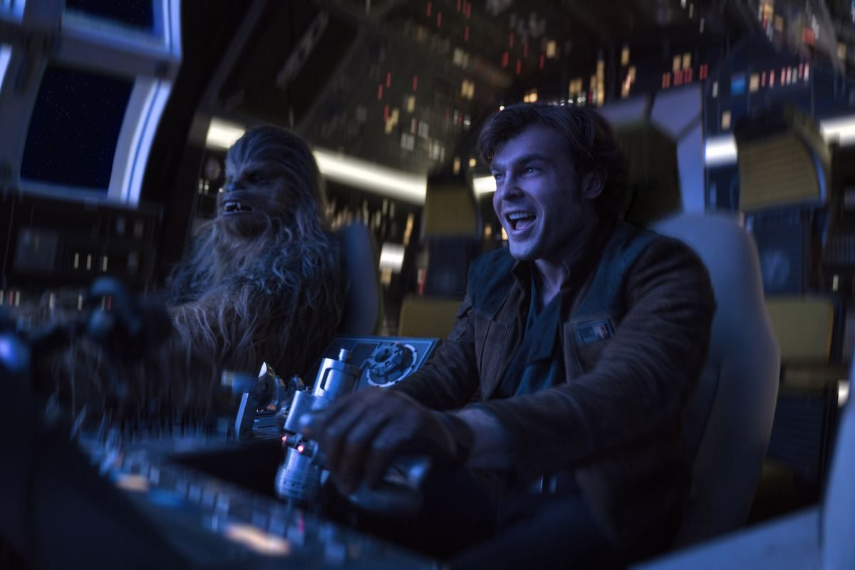 "Review: ""Solo: A Star Wars Story"""