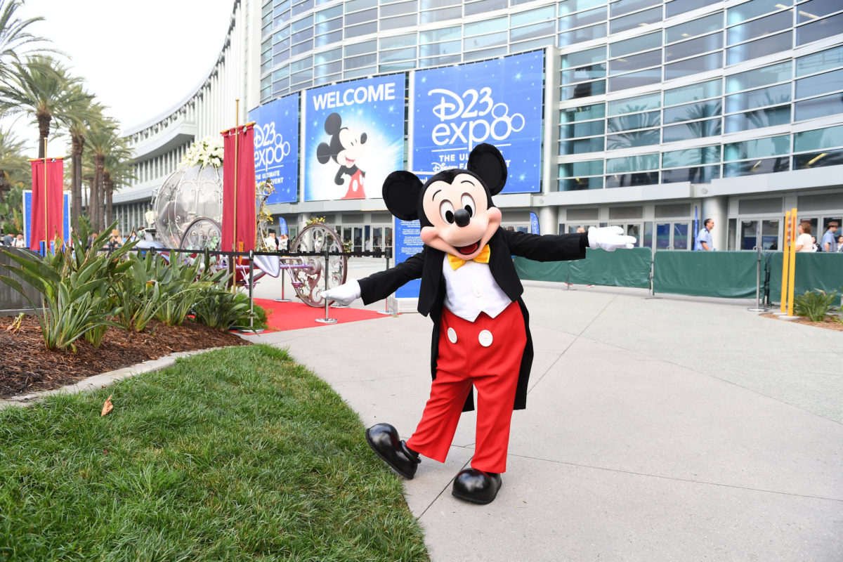 Tickets Now on Sale for D23 Expo 2019