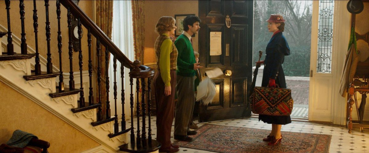 "Review: ""Mary Poppins Returns"""