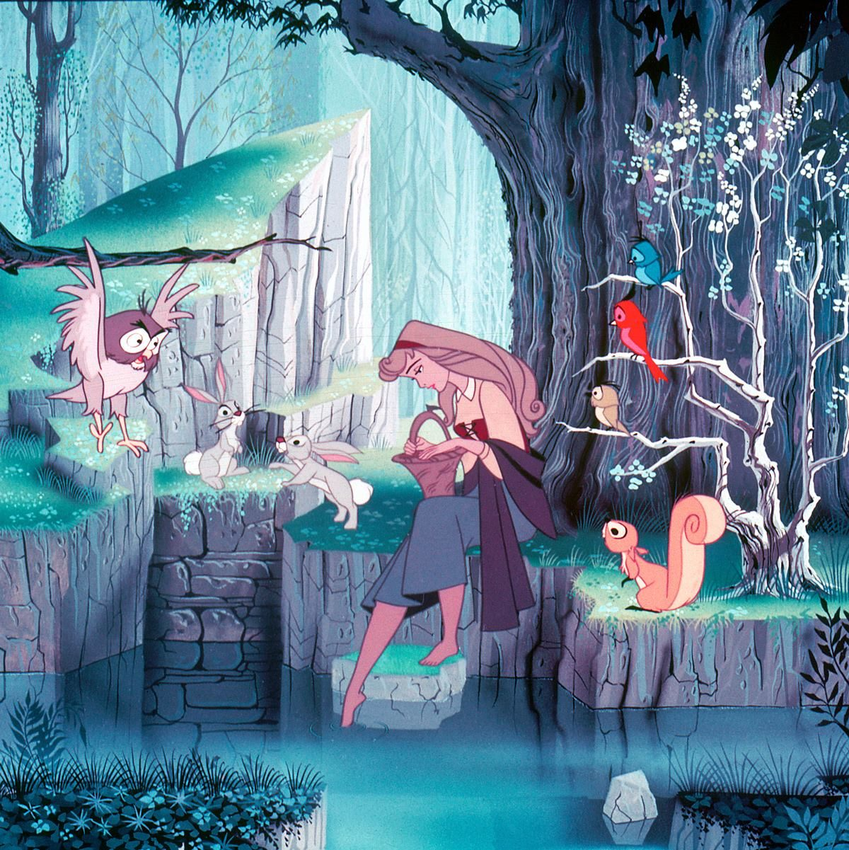 "Happy 60th Birthday to ""Sleeping Beauty"""