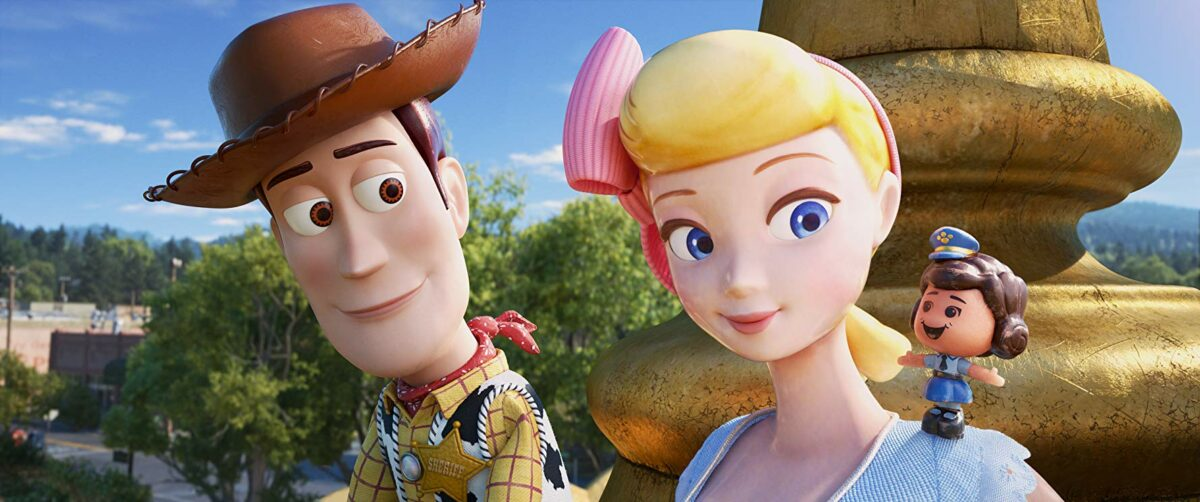 "Review: ""Toy Story 4"""