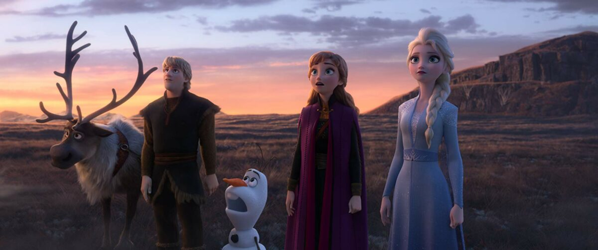 "Review: ""Frozen 2"""