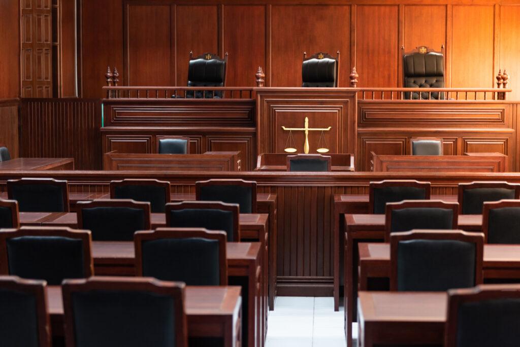 Prescription versus illicit drug test in court