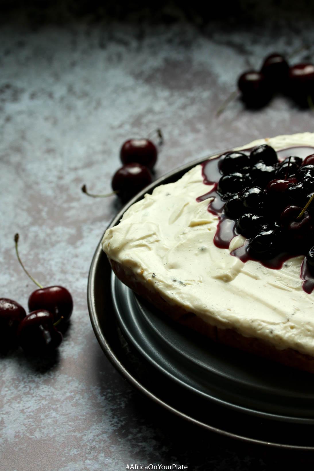 no-bake baileys irish cream cheesecake