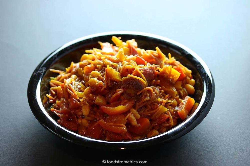 African Chakala Recipe