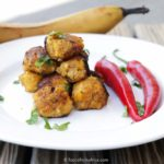 Fish-Stuffed Sweet and Savoury Plantain Balls