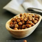 Crunchy Oven-Roasted Chickpeas (Garbanzo Beans) Recipe