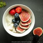 Acha (Fonio) Breakfast Porridge Bowl