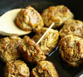 veggie-plantain-meatballs