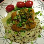 Honey Mustard Oven-Baked Salmon Fillet
