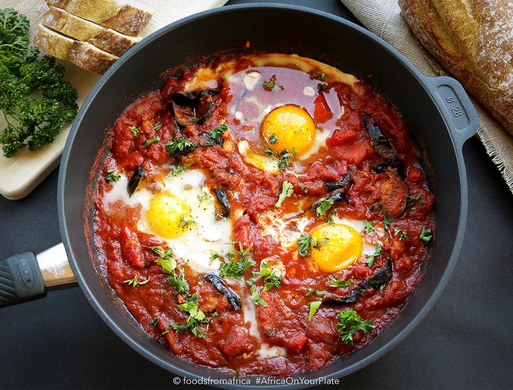 Tunisian+roasted+eggplant+(aubergine)+shakshuka-2