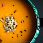 Mozambican Roasted Squash & Sweet Potato Soup
