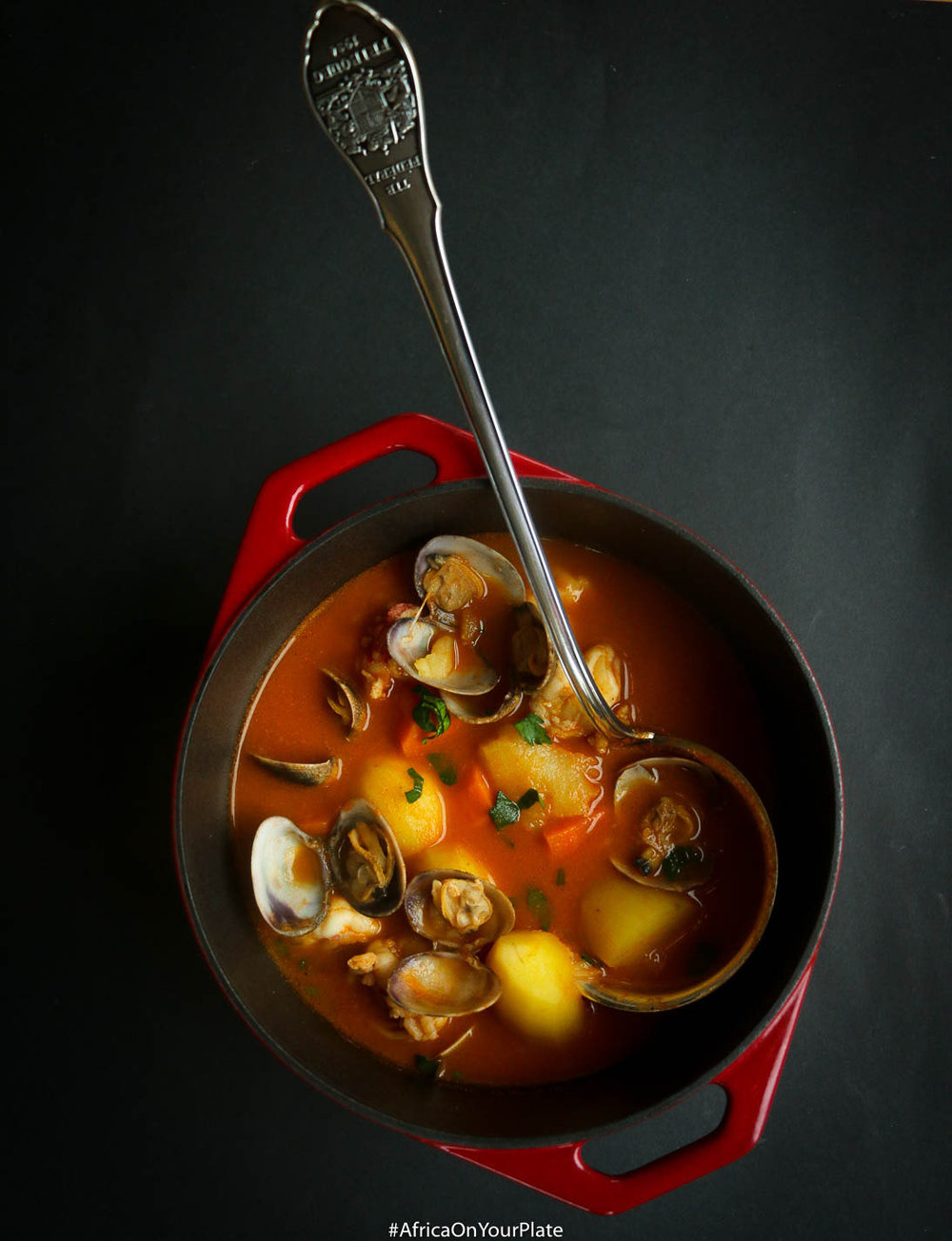 Ghanaian+light+soup