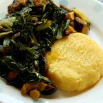 African Cornmeal Mush (Ugali Recipe)