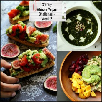 african vegan challenge-week-two