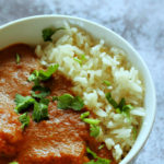 African Peanut Curry Sauce