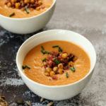 North African Lentil and Chickpea Soup Recipe