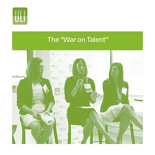 ULI_War on Talent