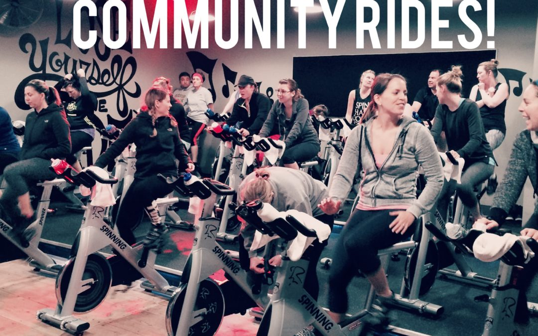 IC Community Rides This Week!
