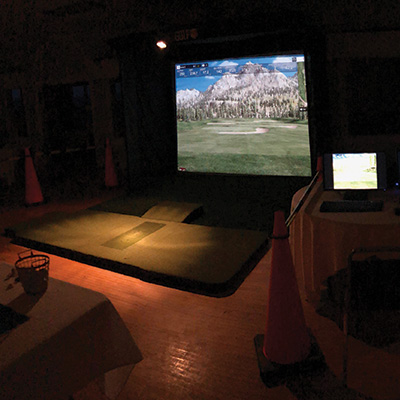 Indoor Simulator