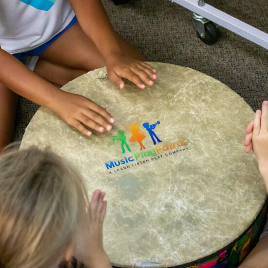 Musical Storytelling Drum
