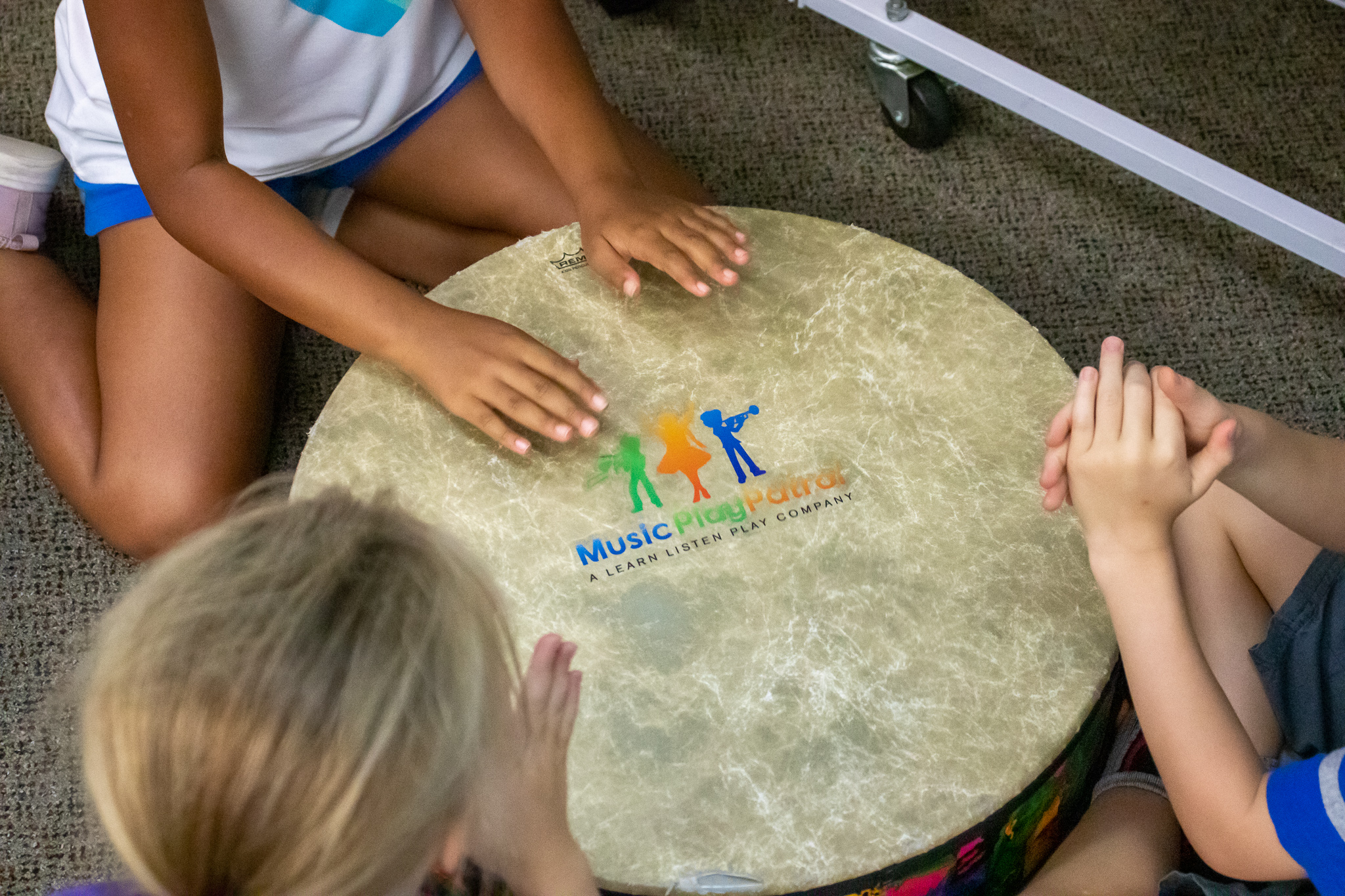 Musical Storytelling Drum