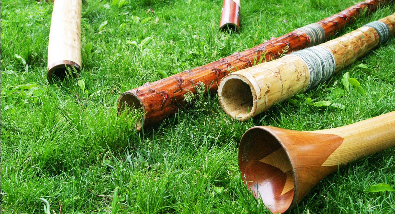 Assorted-Didgeridoos