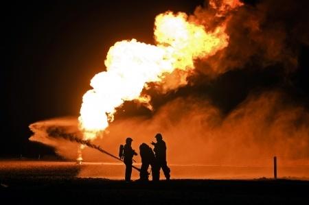 Explosions & Burns