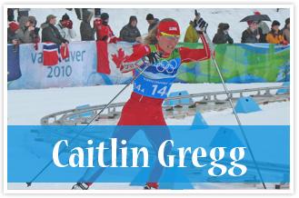 athlete Caitlin Gregg