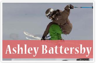 athlete Ashley Battersby