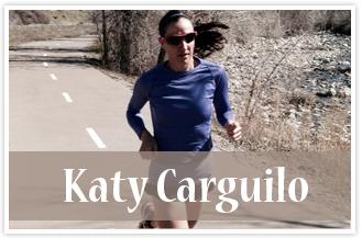 athlete Katy Carguilo