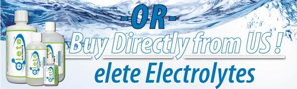 elete Electrolyte ad elete.com