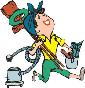 Caseys Cleaning Logo