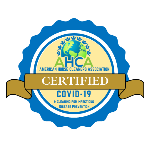 AHCA COVID Certified Cleaner