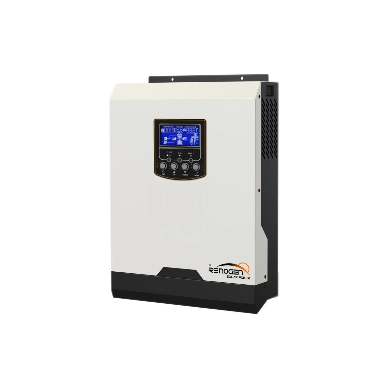 Inversor Cargador Solar Off Grid PVI-1012 VP 1KW PWM 50A