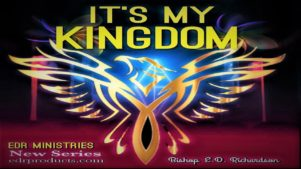 IT'S MY KINGDOM SERIES CD