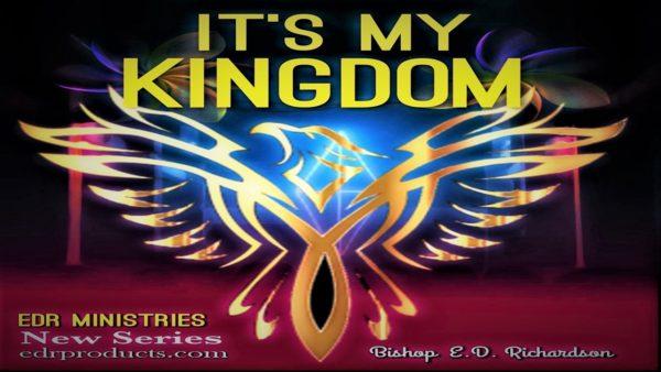 IT'S MY KINGDOM SERIES CD