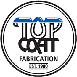 Top Coat Fabrication Logo