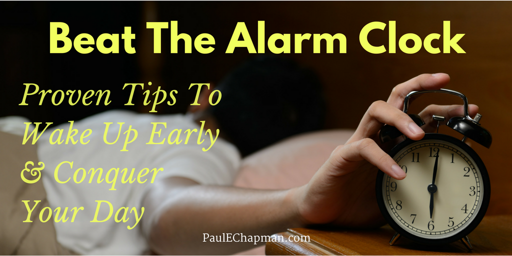 Beat The Alarm Clock