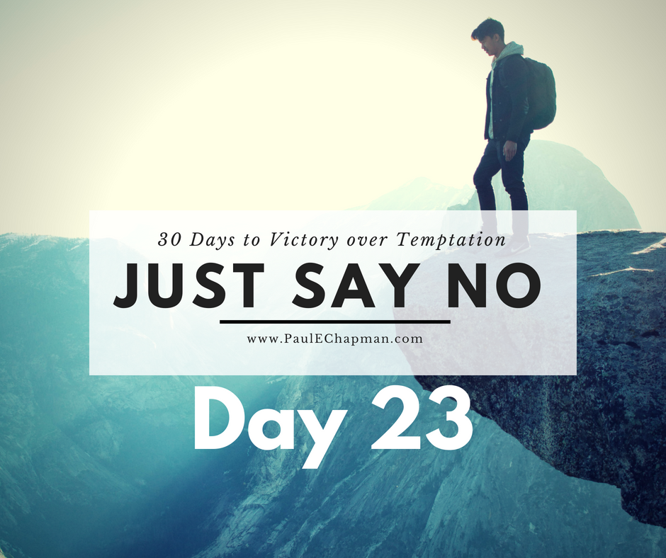 The First Temptation – 30 Days to Victory Devotional