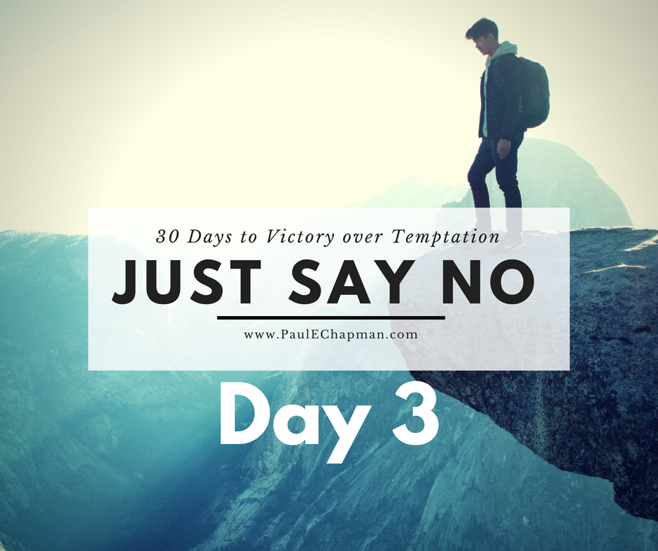 You Don't Have To Sin – 30 Days to Victory over Temptation