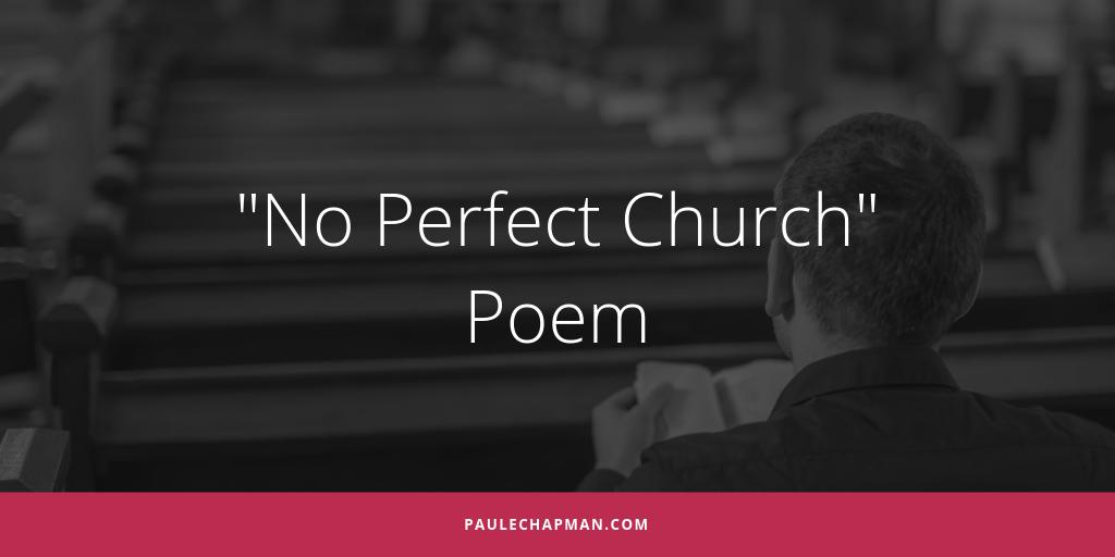 Perfect Church Poem
